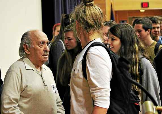 Chester County Briefs: Holocaust Survivor Shares Story with WC High School, and Oxford Rotary Foundation Leads Playground Project