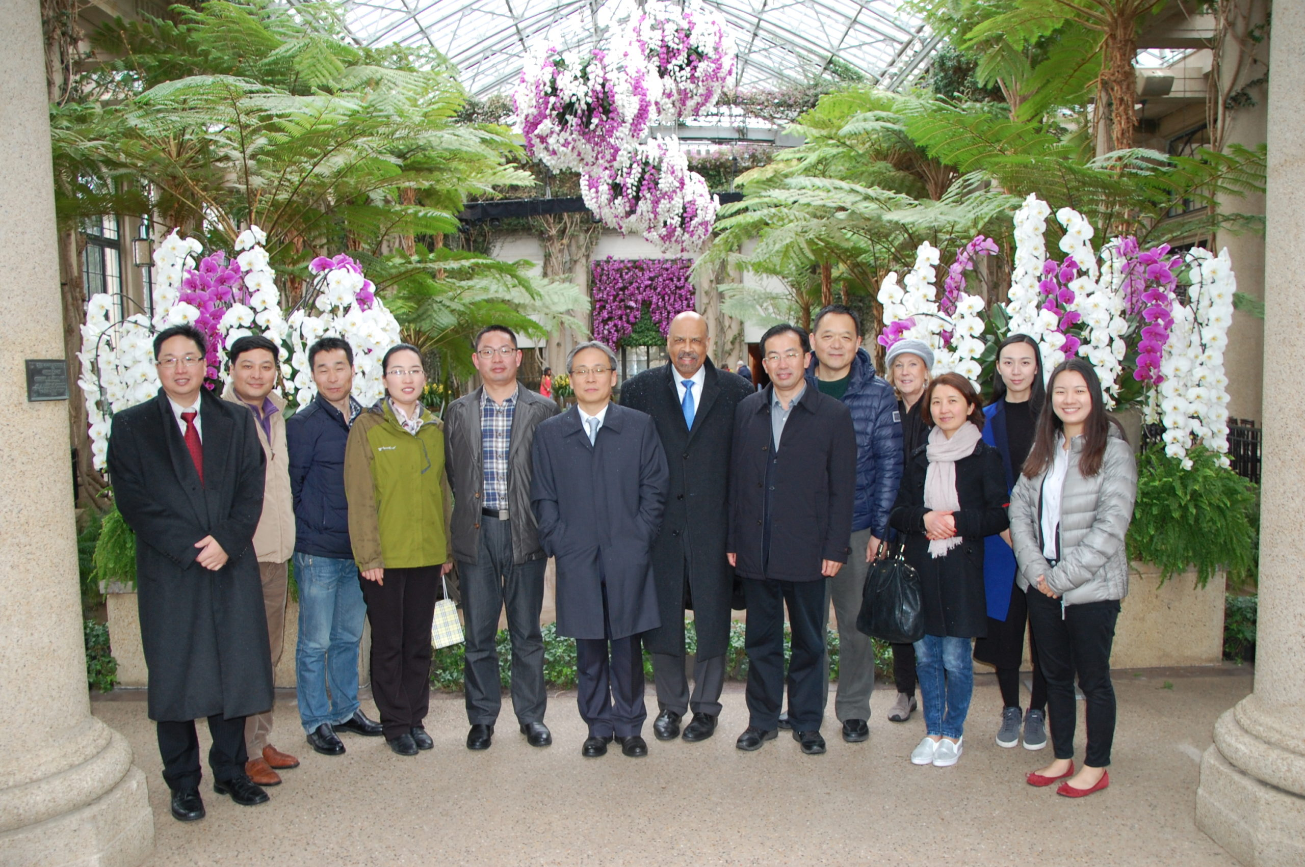 Chester County Enchants Chinese Tourism Delegation