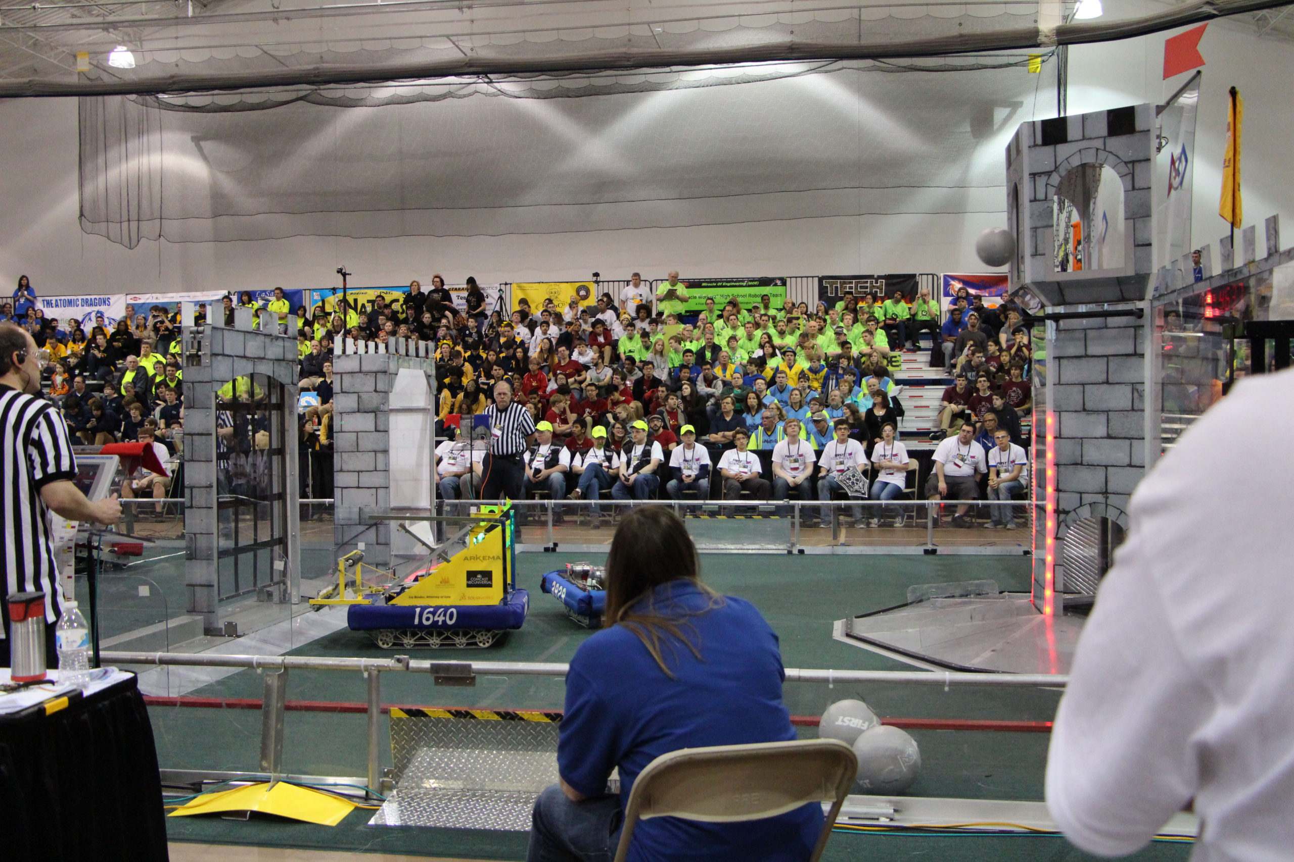 Downingtown Student Team Heading to FIRST Robotics Championship