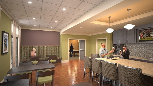 Meridian at Eagleview: Hankin's New Pinnacle of Active Living