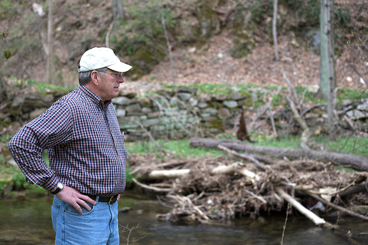 Group Worried Turnpike Expansion May Threaten Valley Forge Stream