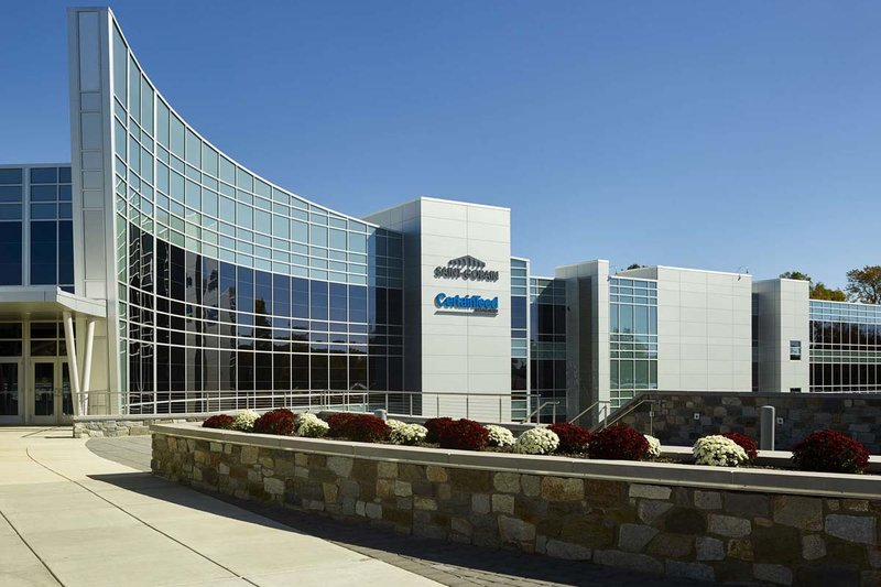 Saint-Gobain's World-Class Headquarters in Malvern a Showcase for Its Products