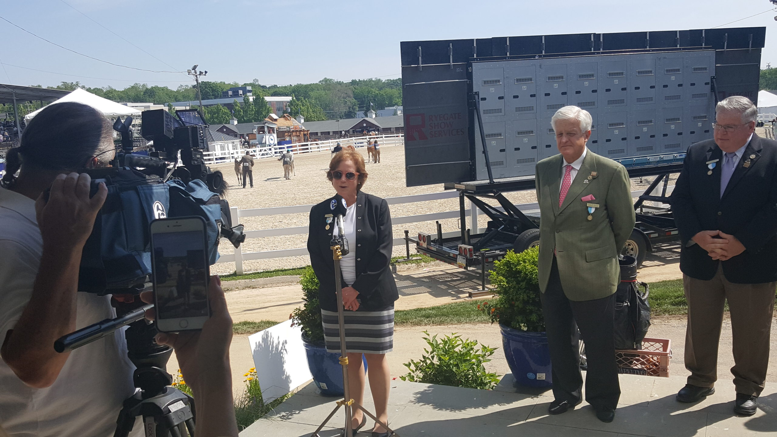 120-Year-Old Devon Horse Show Gives Bryn Mawr Hospital Biggest Gift Ever