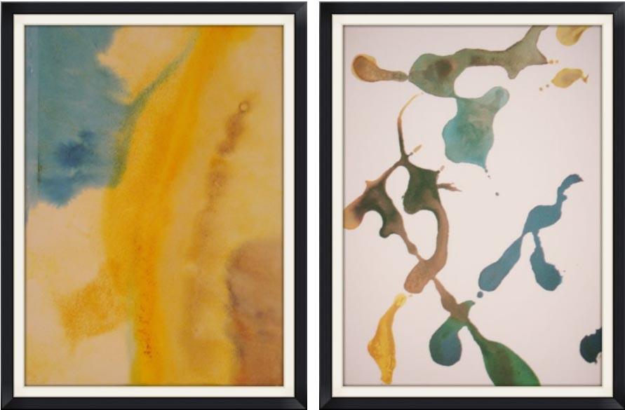 Choosing Art over Despair, Woman Paints Story of Chronic Pain
