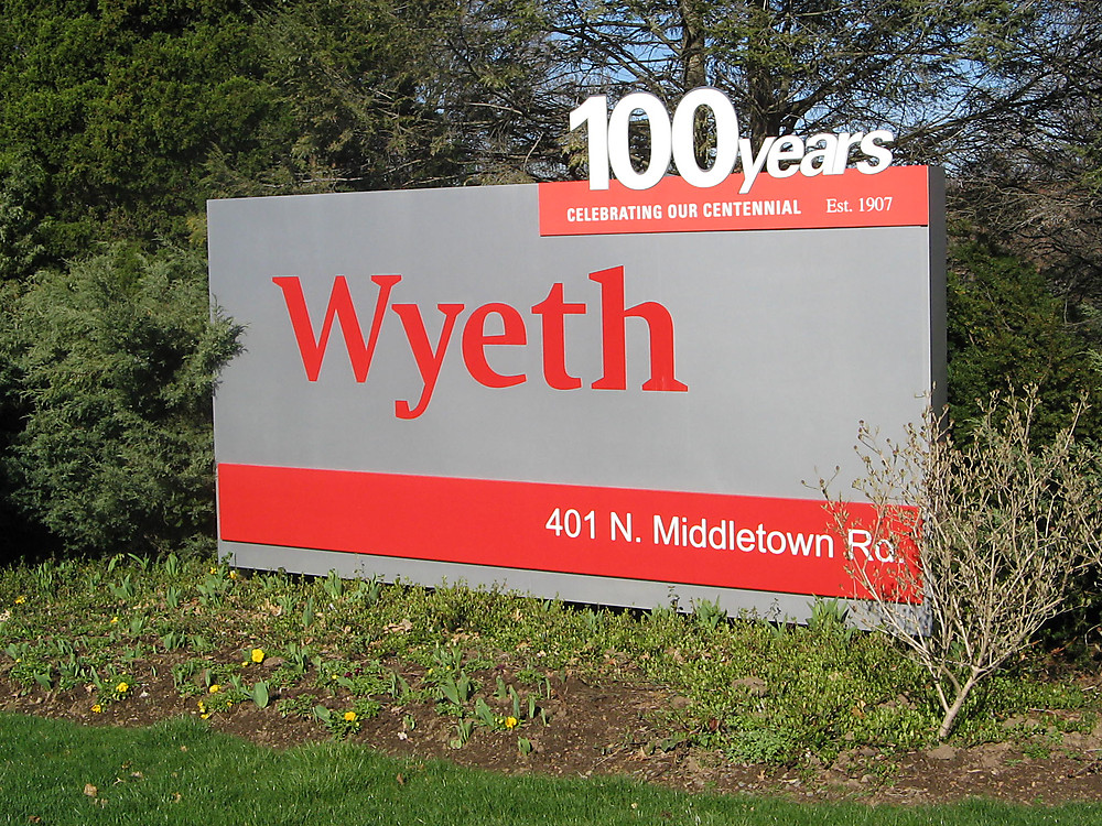 ICYMI: West Chester to Settle Wyeth and Pfizer Litigation