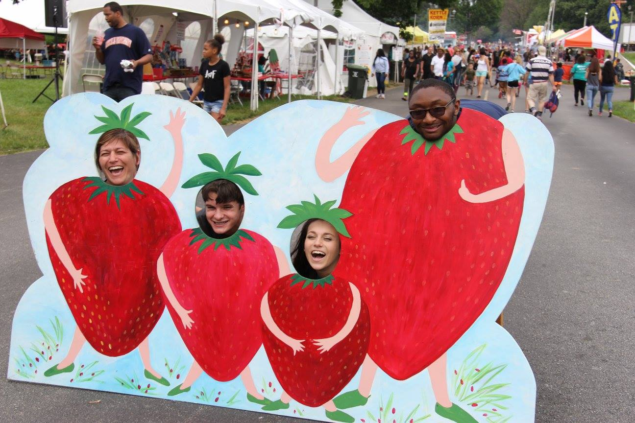 Rotary Club of Coatesville to Assume Leadership of the 2020 Strawberry Festival