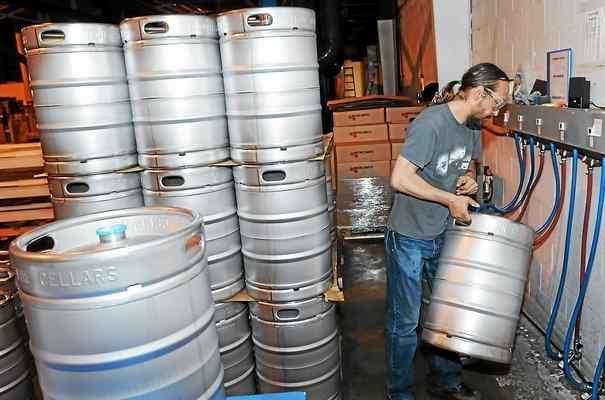Scott Bentley Invests Big in Only American Keg Manufacturer