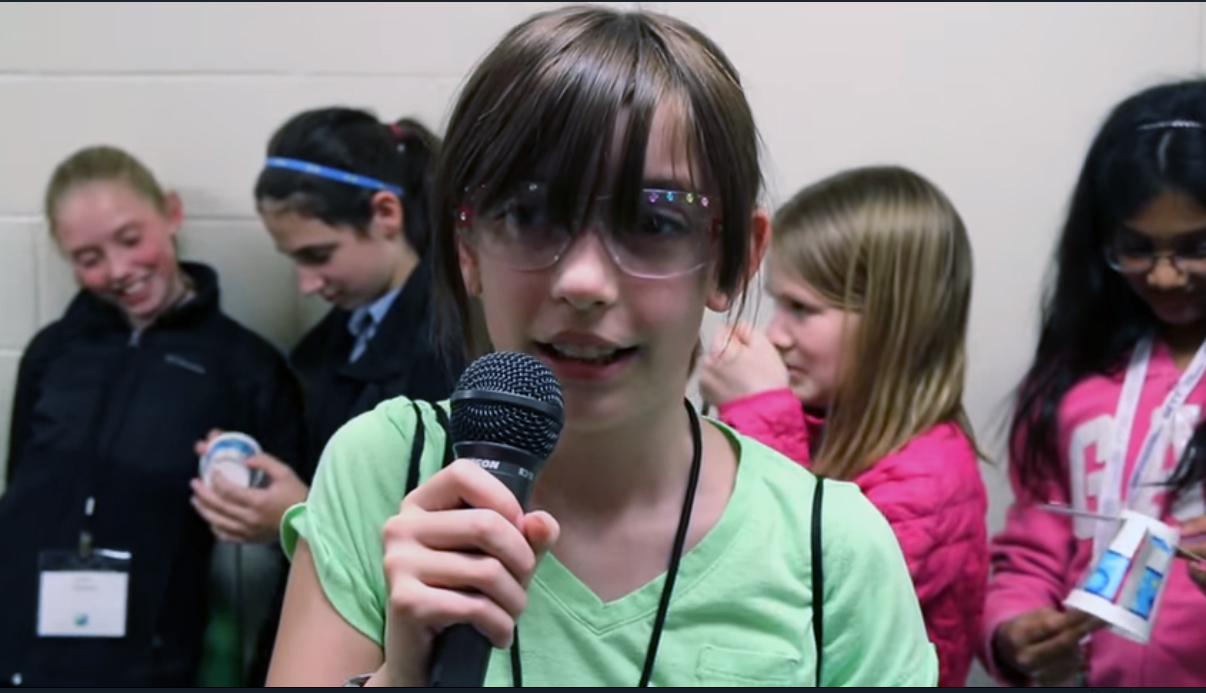 VIDEO: GETT Leads Girls to a Galaxy of STEM Possibilities