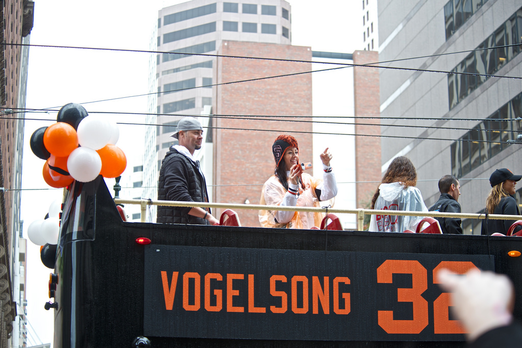 Vogelsong's Baseball Roller-Coaster Ride Continues Despite Career-Threatening Injury
