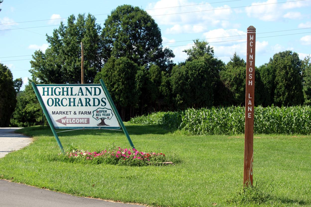 Destination Chesco: Highland Orchards