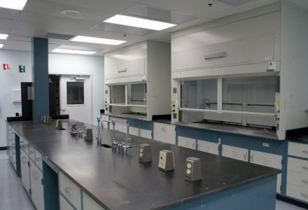 The Innovation Center at Eagleview (ICE) provides fully furnished offices and labs equipped with benches, fume hoods, A/C, and compressed air systems.