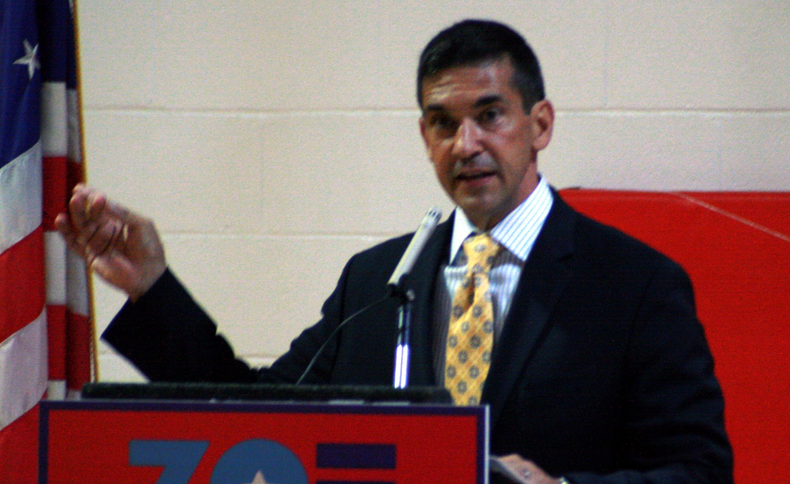 Chester County's Val DiGiorgio Announces Candidacy for State GOP Chairman
