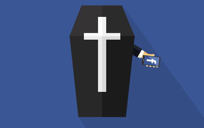 Kết quả hình ảnh cho facebook die