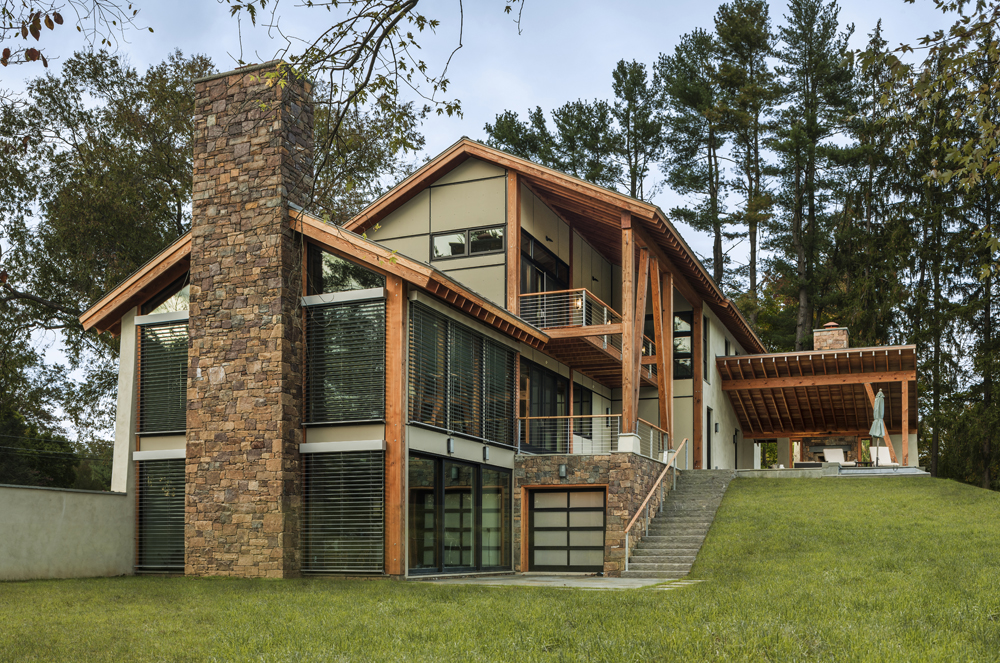 West Chester Architects Create Piece of Homeland For German Couple in Newtown Square