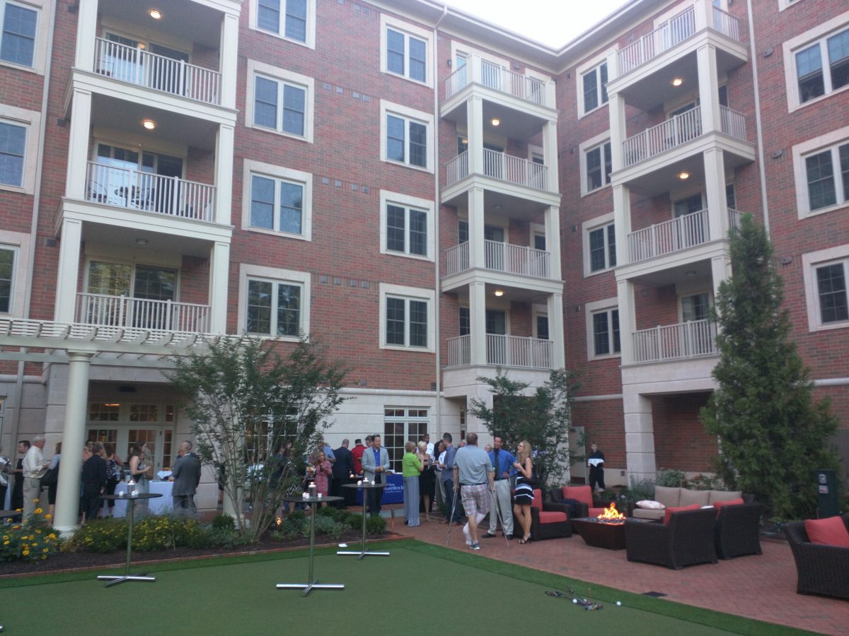New Meridian At Eagleview Sets Standard For 55 And Older Living In Chester County