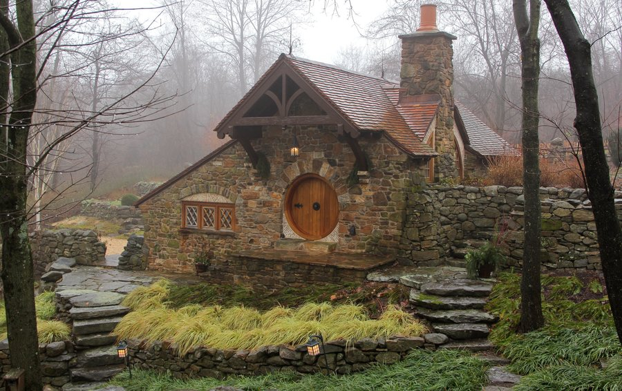 Someone Built a Hobbit House in Chester County and it's Awesome