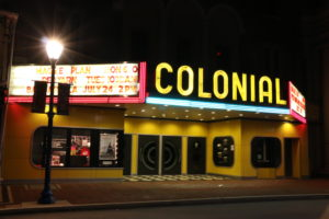 The Colonial Theater and Orion Communities team up to support Phoenixville Residents in need. (Image via Rachel Stevenson)