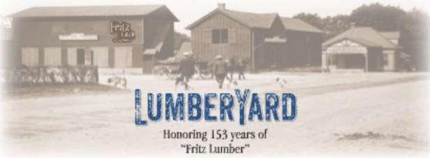 'Puttin' on the Fritz' Party Slated to Celebrate Tredyffrin Lumber Yard's 153-year history