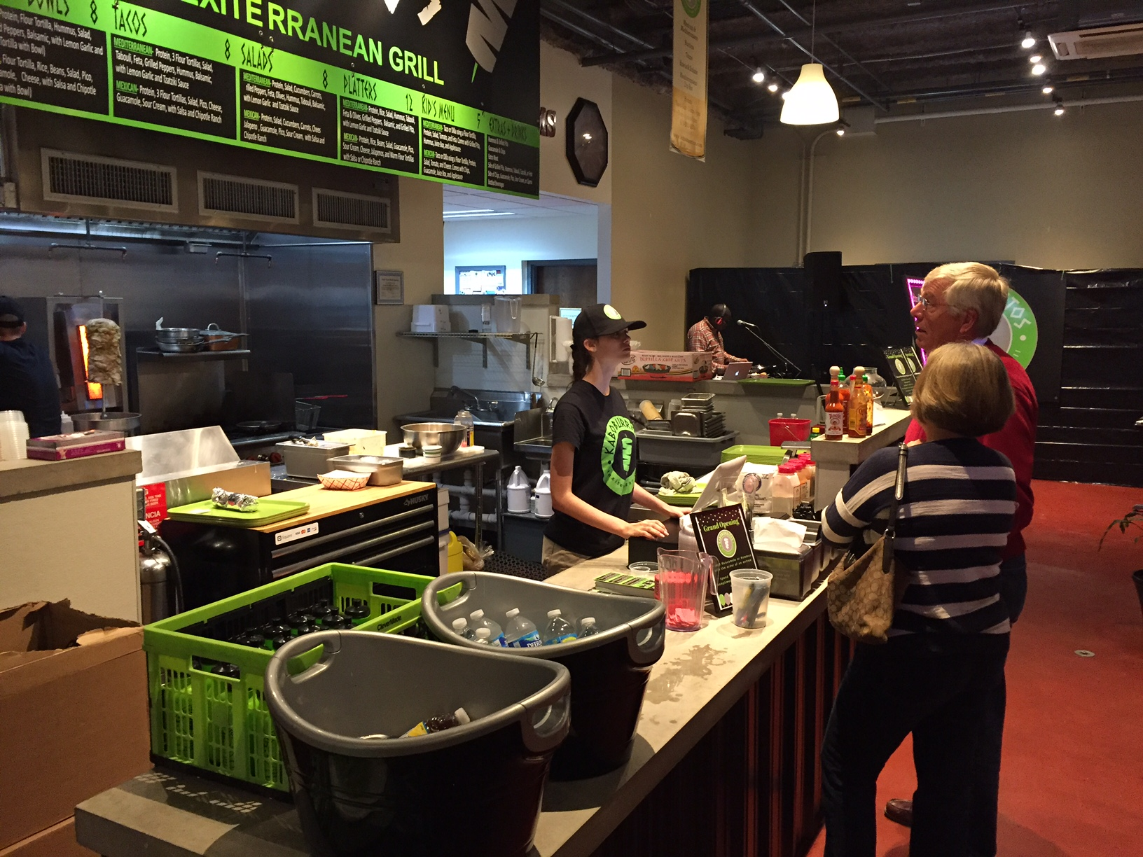 Offering A Blend Of Mediterranean And Mexican Fare Kaboburritos Opens In Kennett Square
