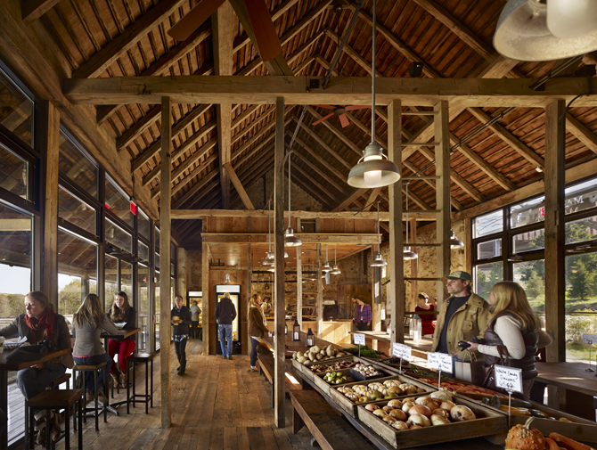 Wyebrook Farm Yokes Up With Reading Terminal Butcher