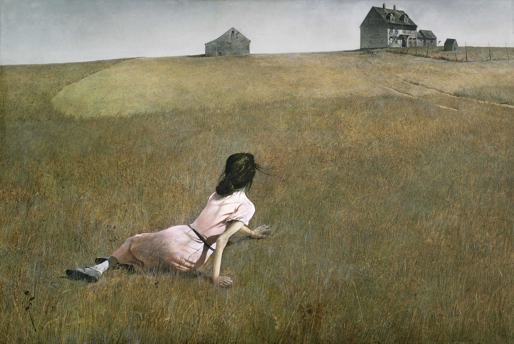 U.S. Postal Service to Mark Centennial of Andrew Wyeth's Birth with Stamps Featuring His Work