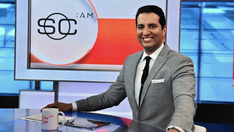 Phoenixville Native, ESPN Anchor Defends Against Philly Sports Fans Stereotyping