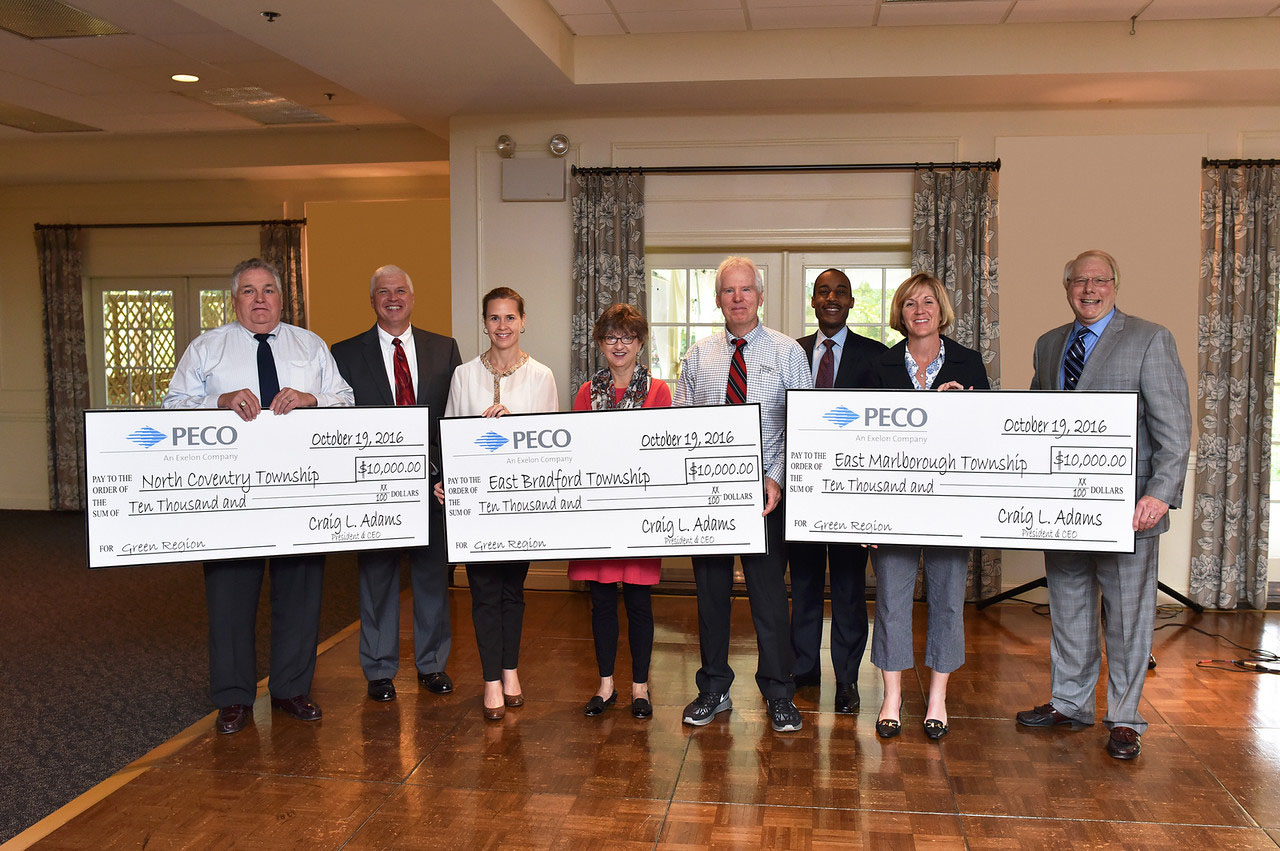 PECO Helps Generate More Trails, Parks in Chester County
