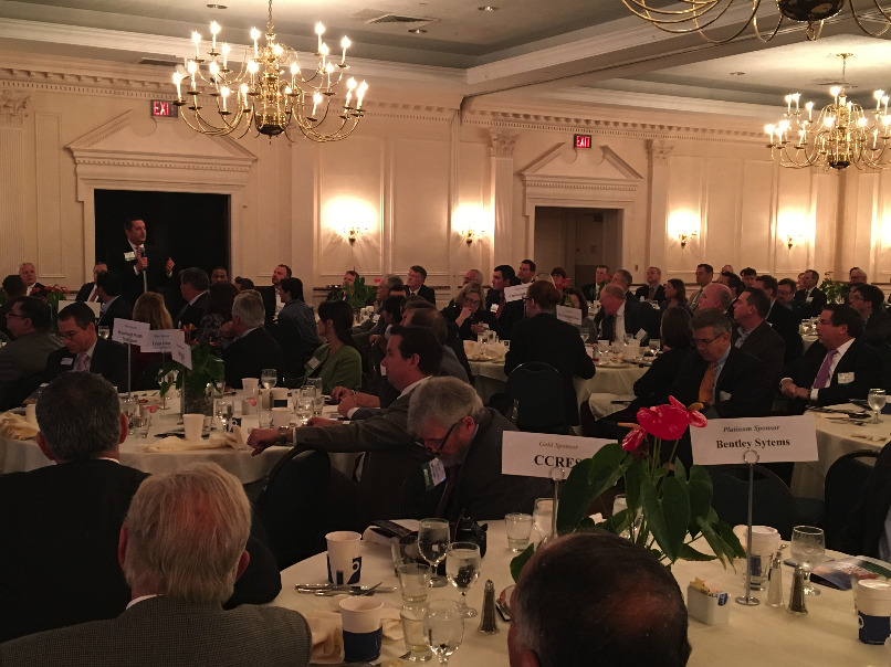 CCEDC Gathers County Business and Community Leaders for Annual Stakeholders Breakfast at The Desmond