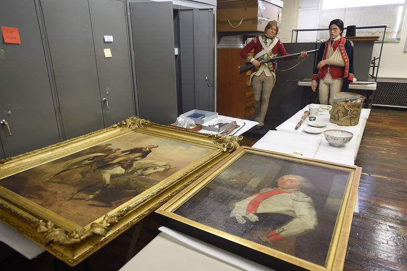 Phoenixville Gives Up Secret Stash of Revolutionary War Artifacts