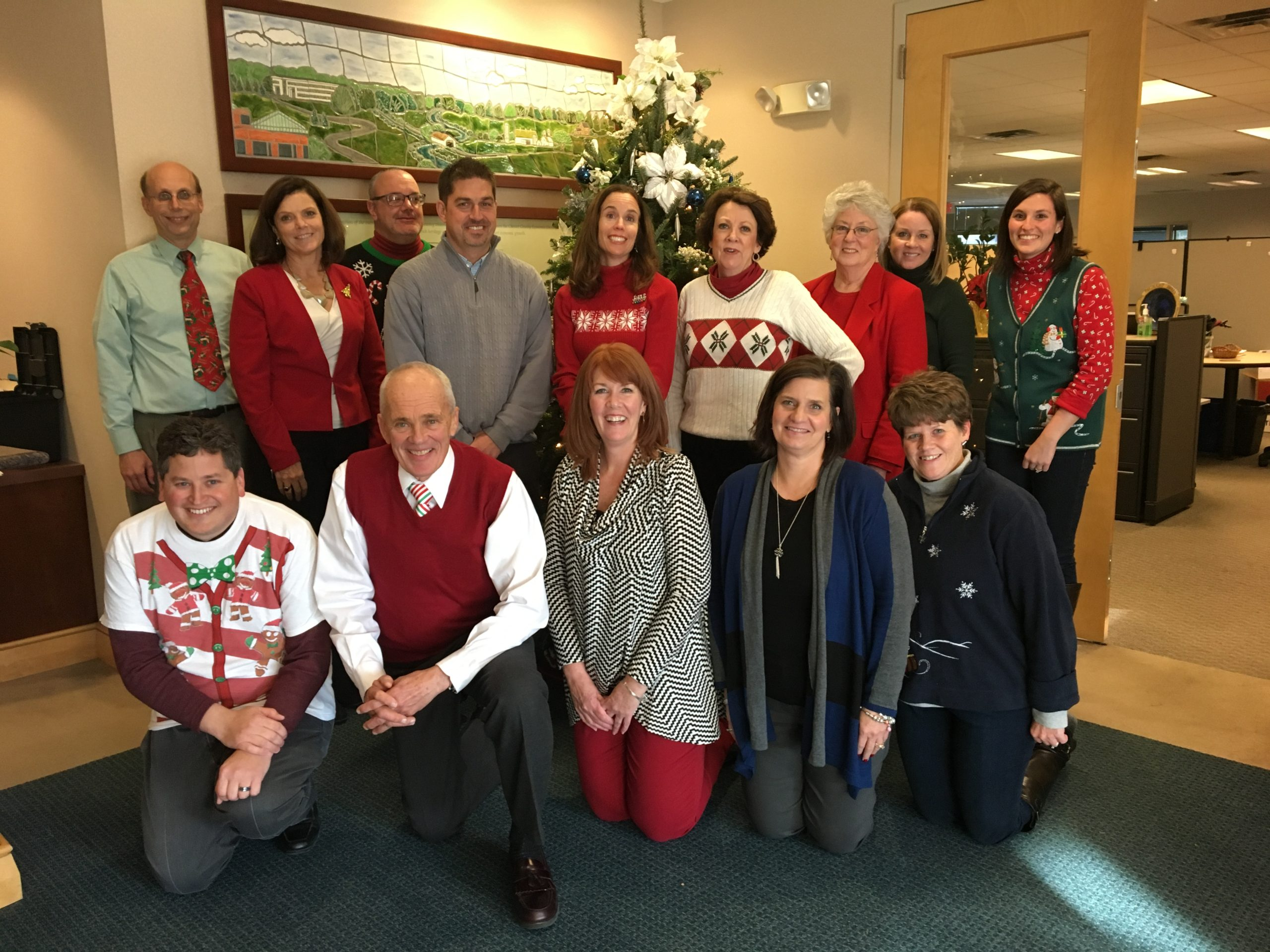 Getting to Know CCEDC During the Holidays