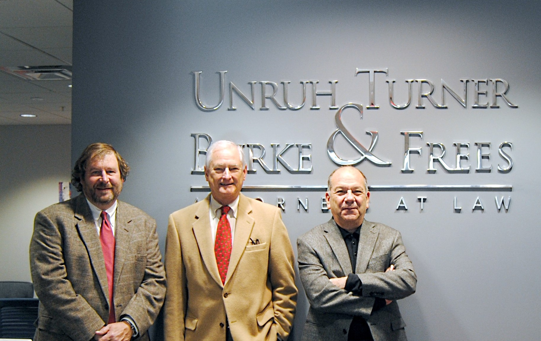 West Chester's Unruh Turner Burke & Frees Celebrates Silver Anniversary in Style