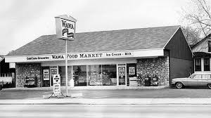 Wawa's first store on McDade Blvd. in Folsom is still open today.