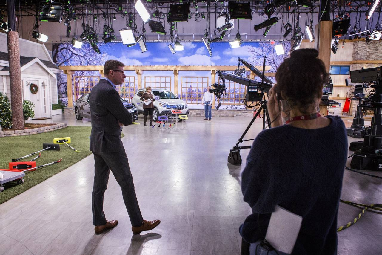Television's Big Distractions, Not Amazon, Hand QVC Rare Drop in Sales