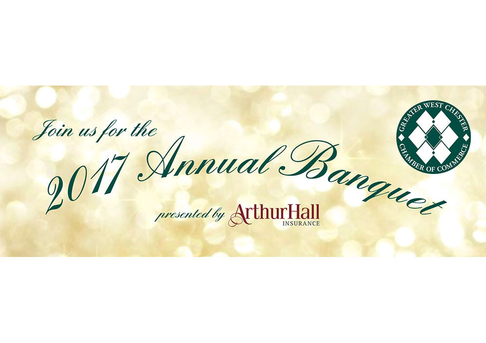 Arthur Hall Insurance is the Presenting Sponsor of GWCC Annual Banquet