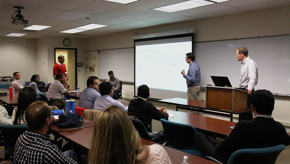 Area Industries Partner with Engineering Students at Penn State Great Valley for Rewarding Experience