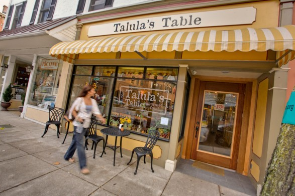 Talula's Table in Kennett Square Illustrates Advantages of a Tiny Restaurant