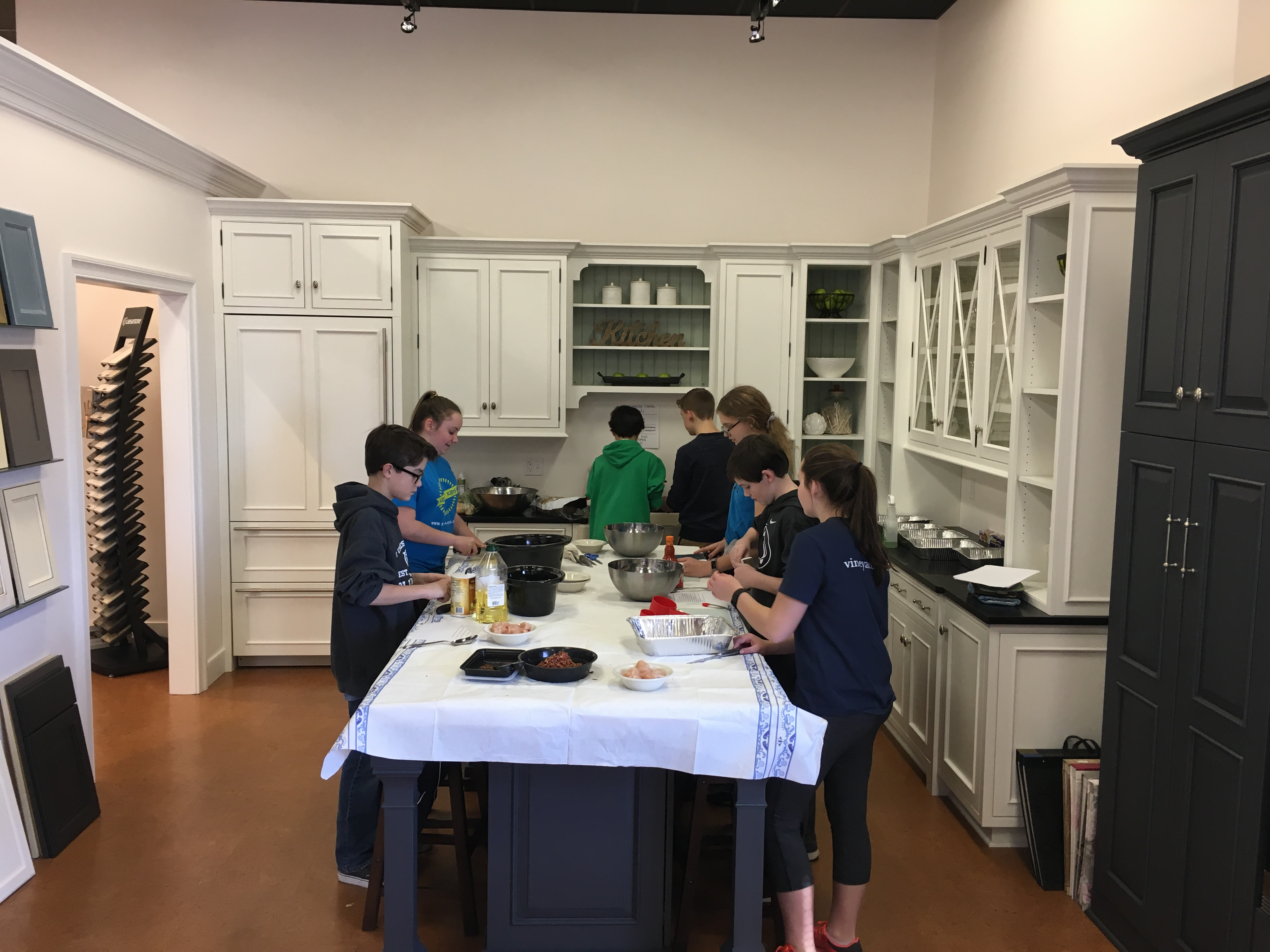 West Chester s Kitchen Studio at Pine Street Hosts Students as