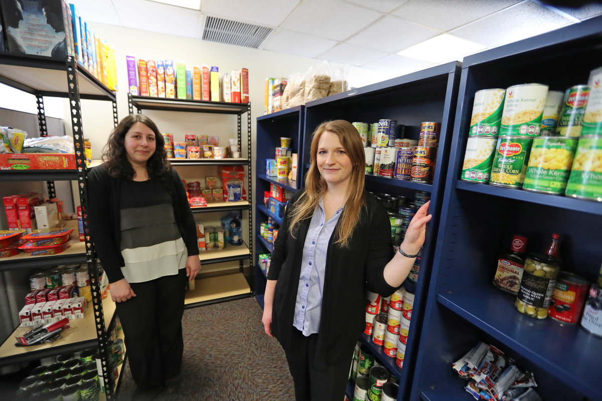 With Tuition Increasing and Financial Aid Stagnating, Food Pantries a Necessity on College Campuses