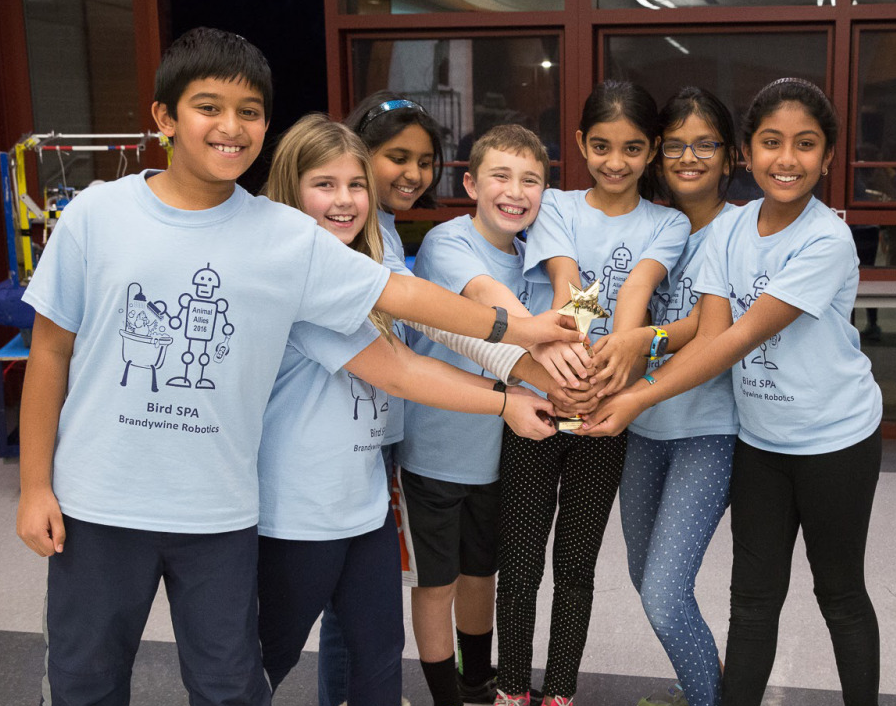 Chester County Team Earns Invitation to LEGO World Championships; Sponsors Needed