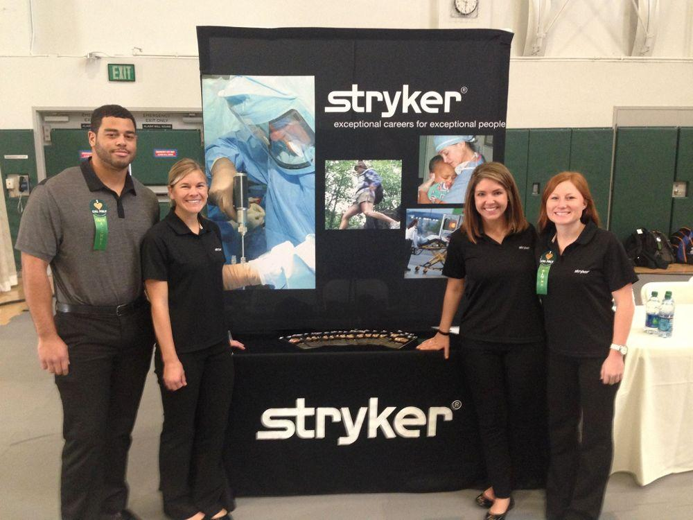 VISTA Careers – Stryker
