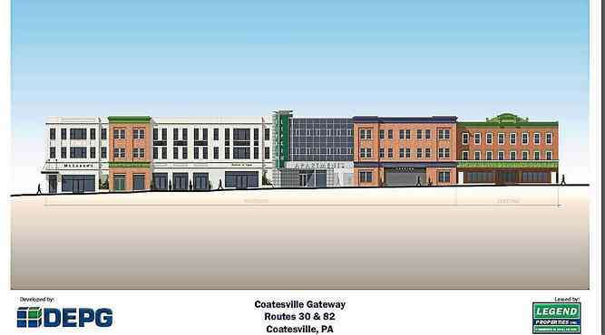Environmental Concerns Dealt with as Coatesville Gateway Project to Get Under Way