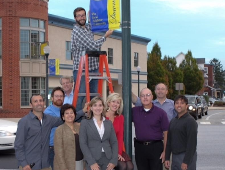 Downingtown Main Street Association Leads the Borough's Revitalization Efforts