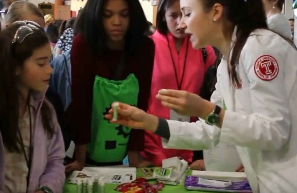 Girls from More Than 100 Area Schools to Discover Careers in Science, Technology