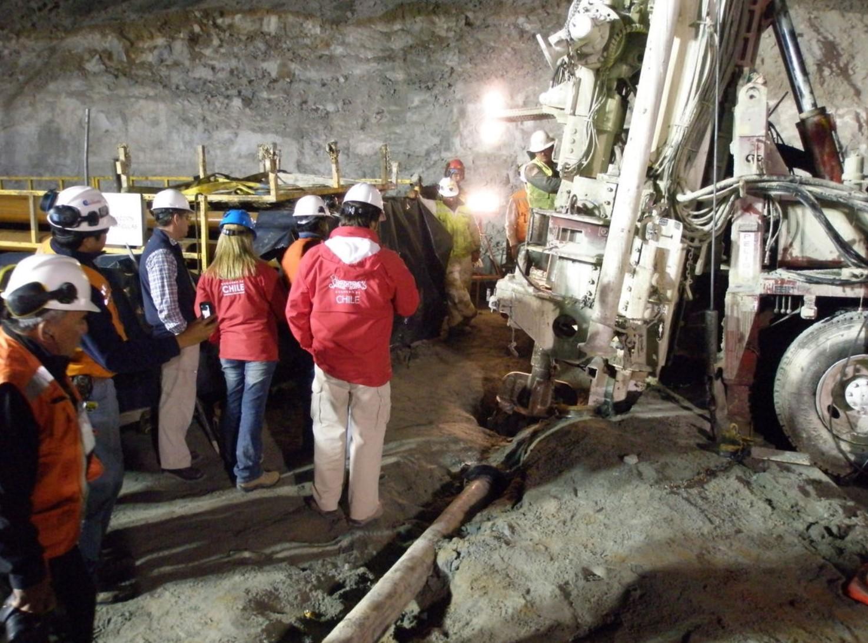 Hero from Schramm Recalls 2010 Chilean Mine Rescue