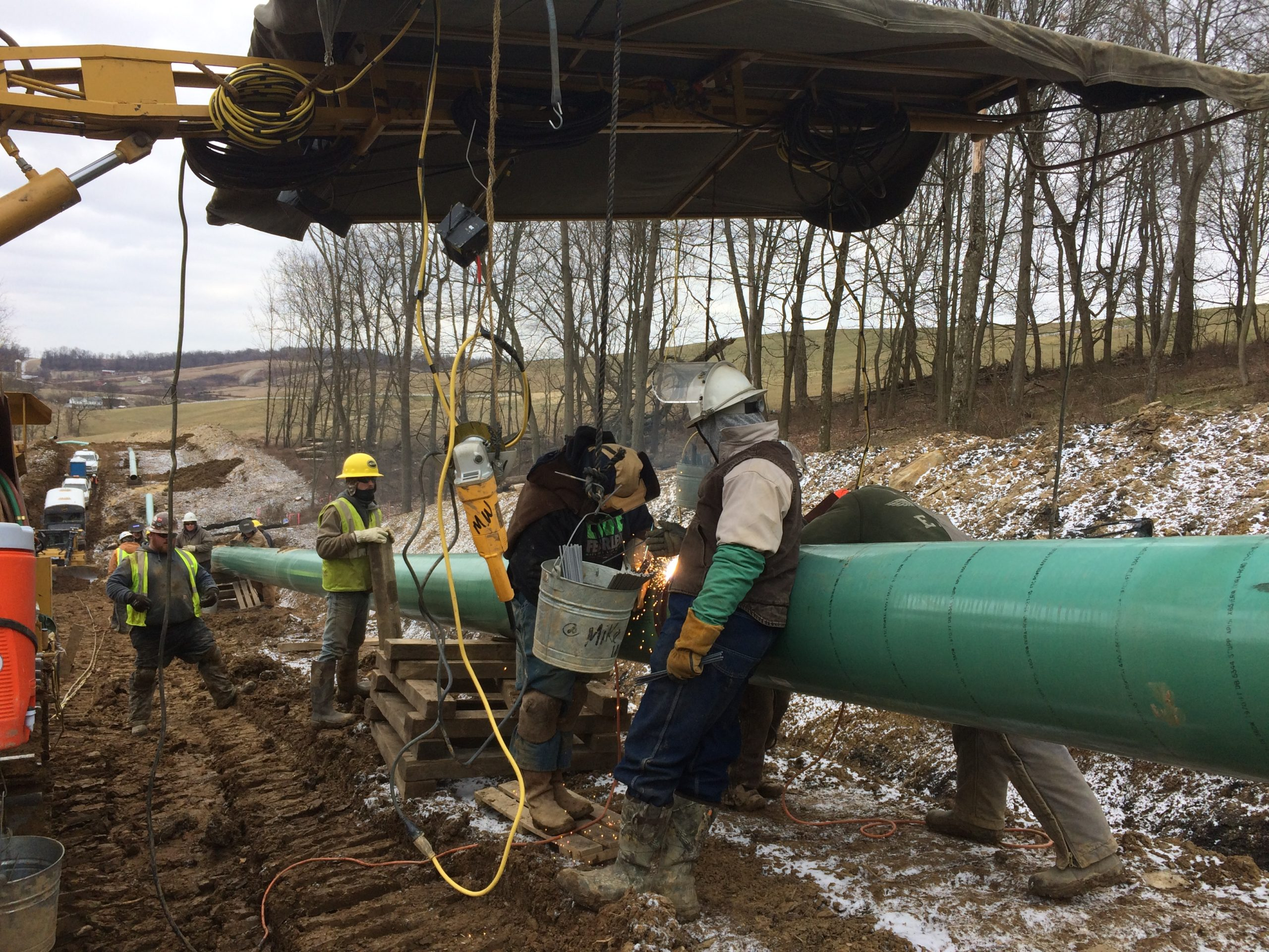 Nearing Completion, Mariner East 2 Pipeline to Safely Deliver the Energy Our Nation Needs
