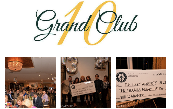 Tickets Available, Donations Sought for GWCC's 12th Annual 10 Grand Club Party