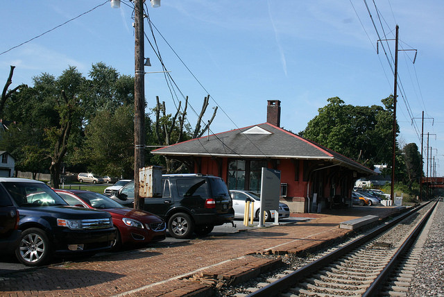 Initial Design Work Begins on Parkesburg Train Station
