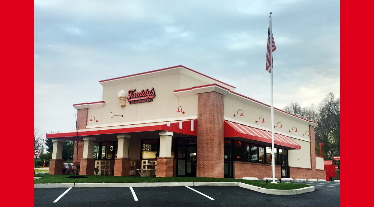 Freddy's Frozen Custard & Steakburgers Opens at Historic Site of Farmer in the Dell