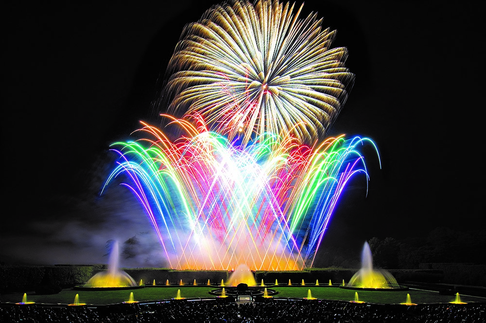 After Two-Year Hiatus, Longwood Gardens Announces Fireworks and Fountains Shows