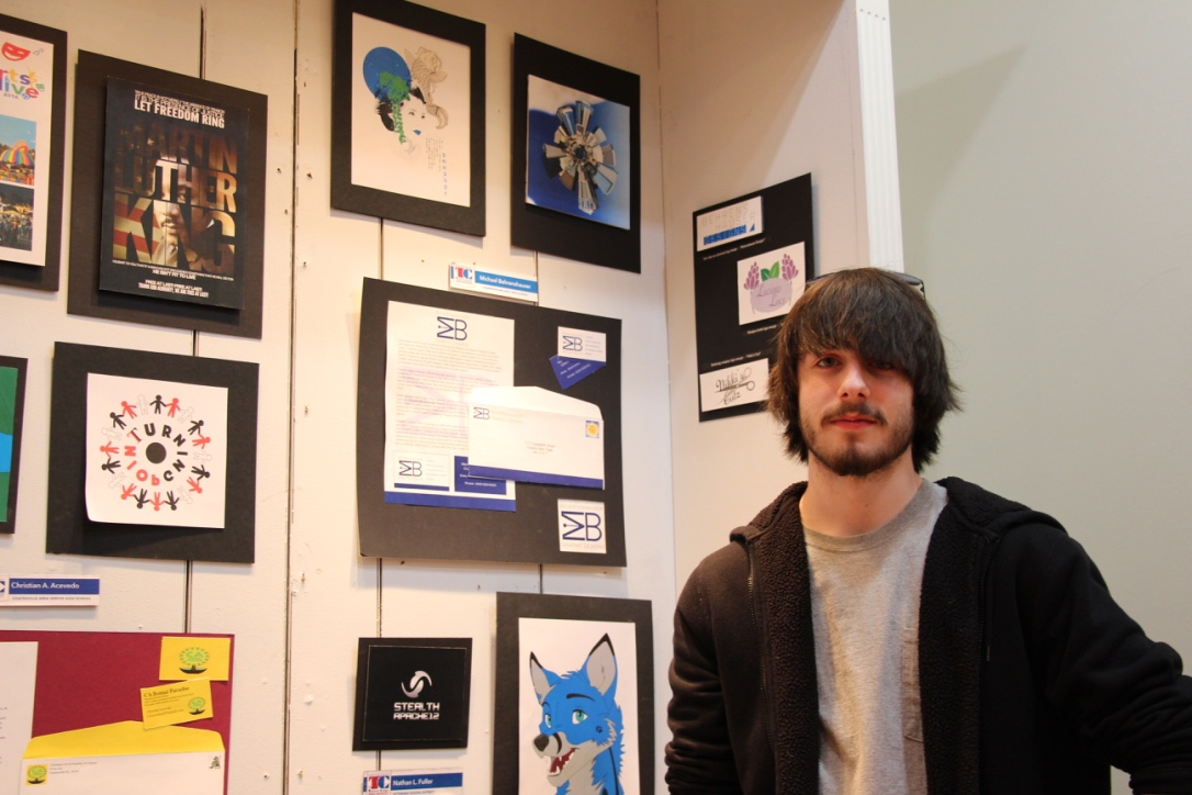 TCHS Brandywine Students Celebrate the Arts with Second Annual Exhibit at Exton Mall